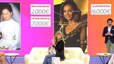 Isabel Preysler y sus retoques: 'Viva la vida' revela el coste económico de sus múltiples intervenciones