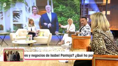 """El desgarrador mensaje de Terelu Campos sobre el hijo de Rocío Carrasco: """"Le han arrebatado la felicidad"""""""