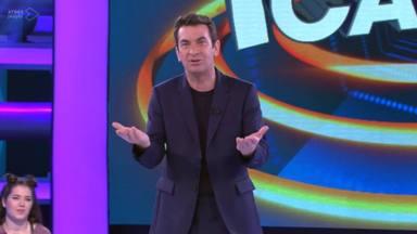 Arturo Valls dirá adiós a 'Ahora caigo', cancelado por Antena 3 para emitir una serie turca