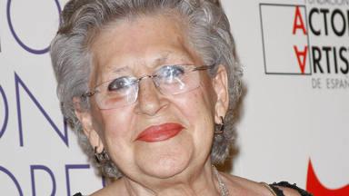 Muere Pilar Bardem a los 82 años