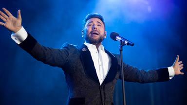 Miguel Poveda removió sentimientos en su vuelta al escenario de Concert Music Festival