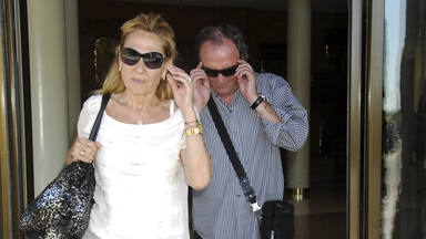 Rosa Benito y Amador Mohedano rompieron su matrimonio por un comentario de ella en 'Supervivientes 2011'