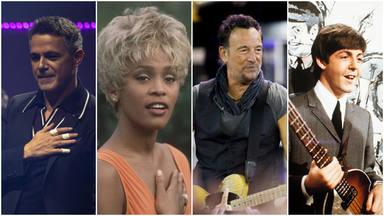 Músicos que hicieron homenajes por el 11-S