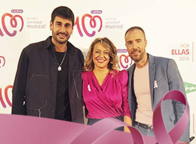 Entrevista a Melendi en CADENA 100 Por Ellas 2018
