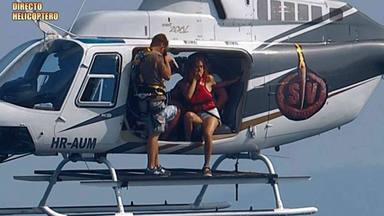 Así está Supervivientes a 24h del primer salto en helicóptero