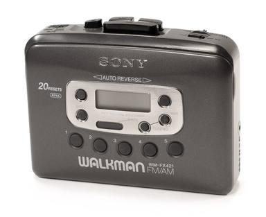 El Walkman compleix 40 anys
