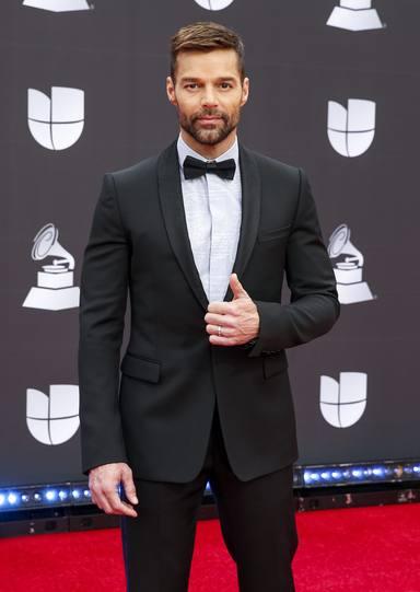 Ricky Martin en los Latin Grammy