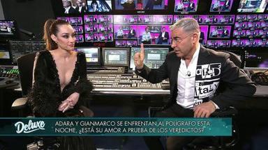 Jorge Javier se posiciona a favor de Hugo Sierra y culpa a Adara de la mala relación con Elena