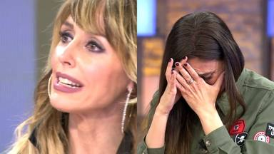 Viva la Vida: Emma García e Isabel Rábago lloran en pleno directo