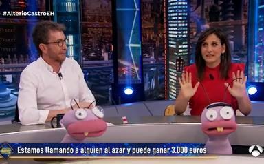 Su incredulidad le hizo perder los 3.000 euros de 'El Hormiguero'