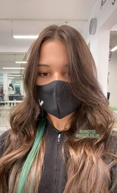 El cambio de look de Manuela, la hija de Alejandro Sanz