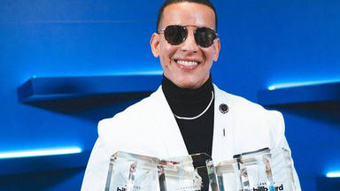 Daddy Yankee y Bad Bunny triunfan en los Premios Billboard de la Música Latina 2020 con siete premios
