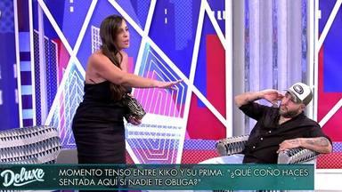 El lapidario mensaje de Kiko Rivera que hace salir corriendo a Anabel Pantoja del plató: No he venido a esto