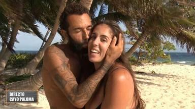 Anabel Pantoja se reencuentra con Omar Sánchez en 'Supervivientes 2021'