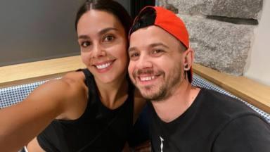 Cristina Pedroche junto a su marido, el 'chef' Dabiz Muñoz