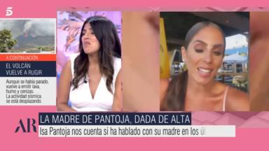 Intervención de Chabelita Pantoja en 'El programa de Ana Rosa'