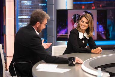 Penélope Cruz presenta nueva película en 'El Hormiguero'