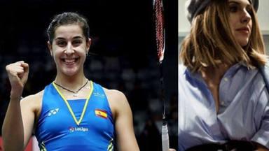 Blanca Suárez y Carolina Marín, entre las españolas más buscadas en Google