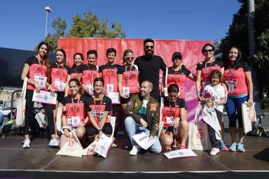 PINK Running de CADENA 100: el deporte y la música toman las calles de Córdoba por el Día de la Mujer