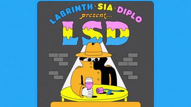 Sia, Diplo y Labrinth