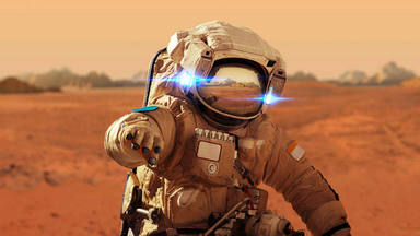Así puedes dejar tu huella en Marte a bordo de la misión 'Mars 2020'