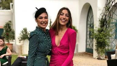 Claudia Jimenez y Raquel Revuelta