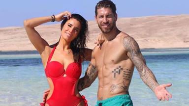 Sergio Ramos saca su lado más romántico con Pilar Rubio en su primer mes de casados