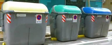 Contenidors més eficients a Barcelona