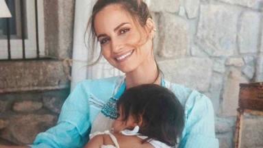 La modelo Ariadne Artiles envía un reflexivo mensaje a las mamás para superar los días bajos