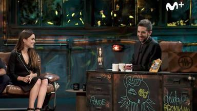La entrevista más tensa de David Broncano en 'La Resistencia' a Adriana Ugarte tras los rumores de su relación