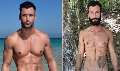 Antes y después de Jorge Pérez en Supervivientes