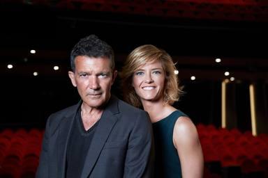 Antonio Banderas y María Casado presentadores de los Goya 2021