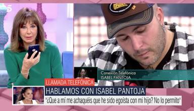 Ana Rosa se posiciona en el conficto entre Isabel Pantoja y Kiko Rivera