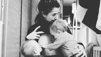 Barei defiende la lactancia materna