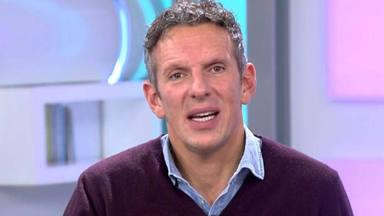 Joaquín Prat enfadado