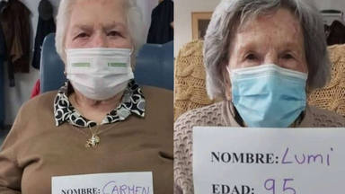 La bonita iniciativa de una residencia de ancianos en Jaén