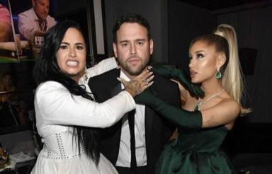 Ariana Grande y Demi Lovato posible colaboración