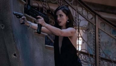 Ana de Armas se prepara para la película 'The Gray Man'