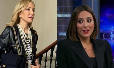 """Carmen Lomana habla alto y claro sobre la polémica de Tamara Falcó y las vacunas: """"Mucho cuidado"""""""