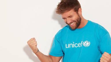 Pablo Alborán ha sido nombrado nuevo embajador de UNICEF España por su apoyo a la infancia