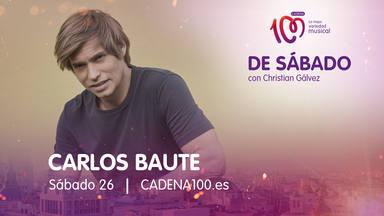 Fin de fiesta por todo lo alto con Carlos Baute en 'De Sábado con Christian Gálvez'