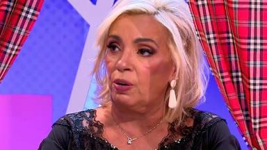 Carmen Borrego 'cuelga' a Jordi González en pleno directo