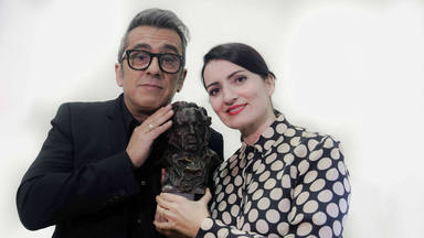 Andreu Buenafuente y Silvia Abril