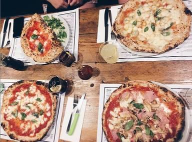Viaje por las mejores pizzerías de España