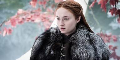 Sophie Turner (Sansa Stark) en 'Juego de Tronos'