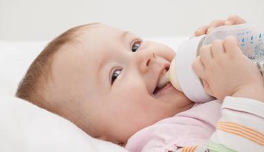 Fa 3.000 anys els nadons ja prenien biberó