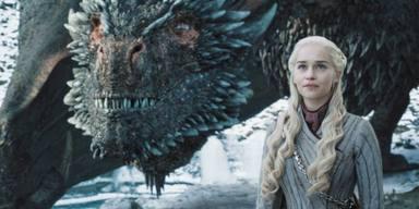 Daenerys Targaryen (Emilia Clarke) en el final de 'Juego de Tronos'