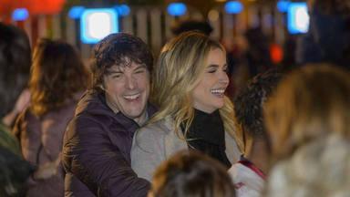 Jordi Cruz y Rebecca Lima: derroche de complicidad en su primera aparición pública