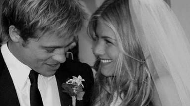 La historia de amor de Jennifer Aniston y Brad Pitt revive 15 años después de su ruptura