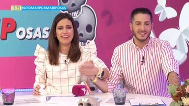 """Las lágrimas de Nuria Marín y Nando Escribano en el adiós definitivo de 'Cazamariposas': """"Ay, no, por favor"""""""